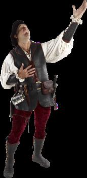 Shakespeare guy