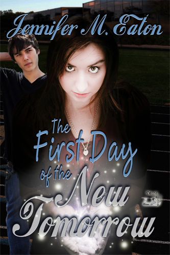 The First Day of the New Tomorrow Cover