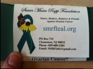 Ovarian Cancer Awareness 1