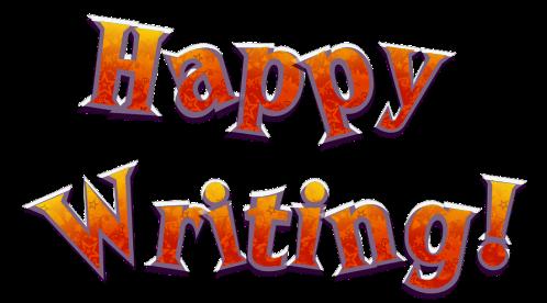 Happy_Writing!