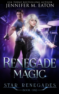 1 Star Renegades 1 Renegade Magic Ebook cover